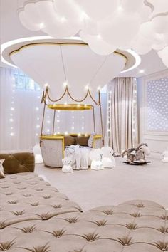 Discover incredible white furniture decor ideas with gold details for kids' rooms. . . . . #circumagicalfurniture #kidsfurniture #kidsroom #kidsinterior #whitedecor #whitedecoration #whitedeco