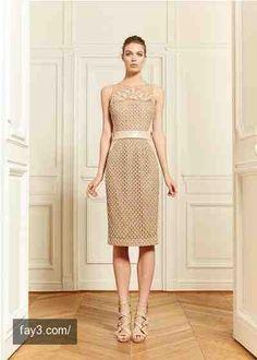 فستان من تصميم زهير مراد مجموعة ريسورت صورة 96