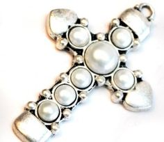 Cross Set 3, this product is also available in a bronze option for R30 | Paradise Creative Crafts cc