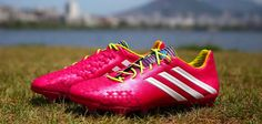 The Predator LZ Solar Pink, Adidas Samba FIFA World Cup 2014