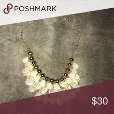 Statement necklace ✨Statement Necklace• Excellent condition• Excellent chain quality✨ Jewelry Necklaces