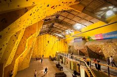 gravity indoor rock climbing gym toronto