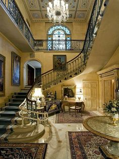 Traditional Staircase - Come find more on Zillow Digs!