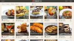 #Pinterest compró una red social de cocina, #Punchfork