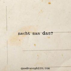 #Quadrasophics #Design #Dekoartikel #Inneneinrichtung #man