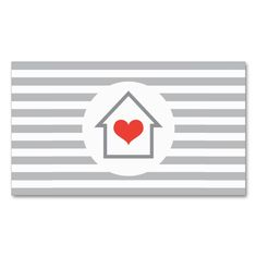 House heart real estate agent interior decorator Double-Sided standard business cards (Pack of 100). This is a fully customizable business card and available on several paper types for your needs. You can upload your own image or use the image as is. Just click this template to get started!