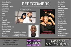 Where I am performing @ March 29th & 30th come check it out if you are in Bmore