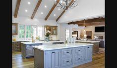 kitchen + living