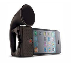 iPhone 4 Horn Amplifier @Maxton Men