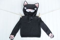So that your baby can infiltrate cat society and one day share with us their secrets