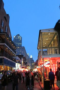New Orleans- French Quarter:) can't wait to go