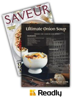 Suggestion about Saveur October 2015 page 3