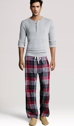 H&M Highlights Cozy & Classic Men's Loungewear   Pajamas | Marlon ...