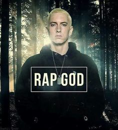 Cause im beginning to feel like a Rap God Rap God! :D i love that song