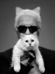 Choupette & Karl