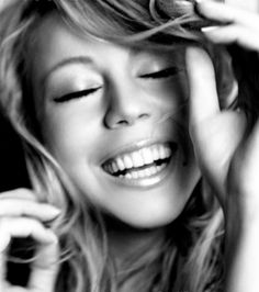 Mariah Carey -  Her music also explains my life sometimes. Especially the album Memoirs Of An Imperfect Angel