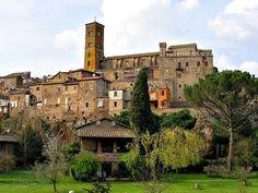 Sutri, Lazio - http://www.scoop.it/t/italia-mia #sutri #lazio #italy #italia