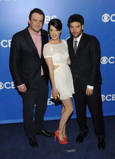 Cobie Smulders Photo - CBS Upfront 2012
