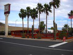Desert Edge Rv Park At Quartzsite Arizona 82 Total Rv