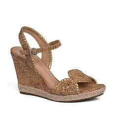 Jack Rogers Women's Clare Rope Wedge Sandal * For more information, visit image link.