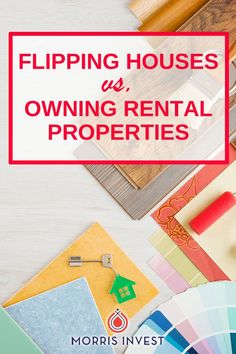 Flipping houses and owning buy and hold rental properties are two of the most popular real estate strategies. These two strategies work very differently, and generally I recommend that you choose one path.But which one is right for you?