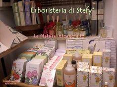 """Erboristeria Stefy """"La Natura intorno a te"""" Specializzazione Natur Way * Fitoterapia * Alimentazione Naturale"""