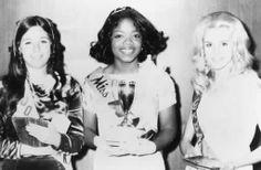 Oprah Miss Black Tennessee 1972