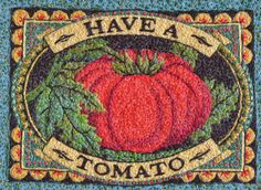 Have A Tomato - NEEDLEWORK  - Holiday crafts, Knitting, sewing, crochet, tutorials, children crafts, jewelry, needlework, swaps, papercrafts, cooking and so much more on Craftster.org