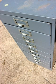 Upcycle: Filing Cabinet