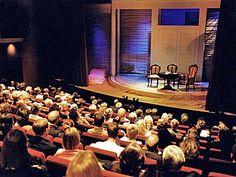 The English Theatre, Blick auf die Bühne © Bärbel Högner