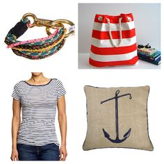 Loving nautical style right now!