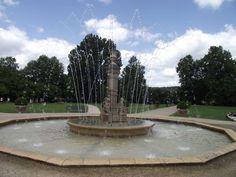 Fontaine Ile de la Vergne à TERRASSON en Dordogne