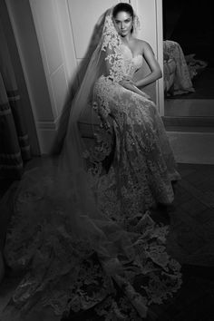 Zuhair Murad Herbst/Winter Bridal – Fashion-Shows Couture Wedding Gowns, Bridal Gowns, Wedding Dresses, Bridal Collection, Dress Collection, Elite Bridal, Zuhair Murad Bridal, 2017 Bridal, 2017 Wedding