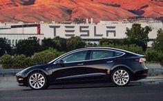 """Tesla Model 3 artık resmen yollarda """"Tesla Model 3 artık resmen yollarda""""  https://yoogbe.com/guncel-haberler/tesla-model-3-artik-resmen-yollarda/"""