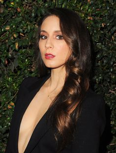 Troian Bellisario arrives at the Celebration For Freeform's 'Pretty Little Liars' Final Season at Siren Studios on October 29, 2016 in Hollywood, California.