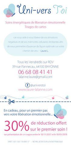 Laure Lalanne | Uni-vers Toi | Presse ta Com