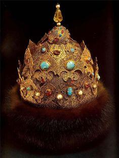 Crown of Khazan, 16th century