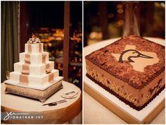Ducks Unlimited Groom's Cake #ducksunlimited