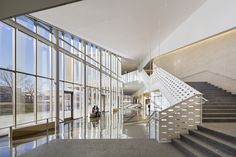 Gallery of The Marshall Family Performing Arts Center / Weiss/Manfredi - 6
