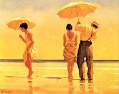 Jack Vettriano....love his paintings