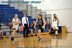 Junior Lady Bucks Suffer First Conference Loss