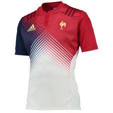Francia 2016 17 Alternativa M C Réplica - Camiseta de Rugby  dbeeacdc807f0