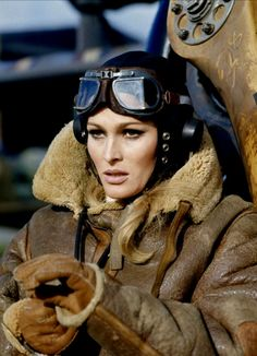 Ursula Andress - The Blue Max (1966)