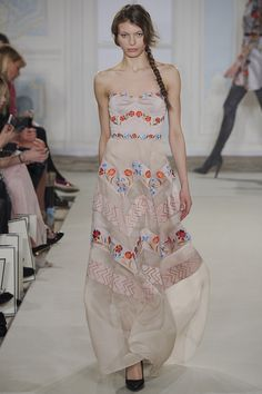Temperley London. Gives me some ideas for a skirt, at least.
