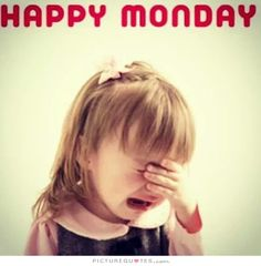 Happy Monday Start your week off with these funny Monday Memes! We've collected the best of the best and the funniest memes for you to decompress and share are you conquer Monday! Happy Monday Images, Happy Monday Quotes, Good Morning Happy Monday, Monday Morning Quotes, Monday Humor Quotes, Monday Sayings, 9gag Funny, Funny Monday Memes, Funny Memes