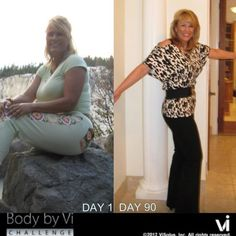 Here you can find more information about my success.I love this way of weight loss!