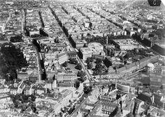 1.Januar 1935 Potsdamer Platz,Leipziger Platz,Vosstrasse in Berlin
