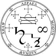 Archangel Azreal Sign