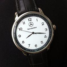 Mercedes-Benz Leather Watch