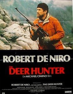 1978 Deer Hunter.  This movie had a profound effect on me at the time and it haunted me for weeks. Excellent movie.  I can't see Christopher Walken in a movie without thinking of Russian Roulette.